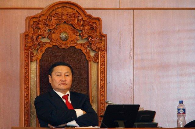 Norov Altankhuyag