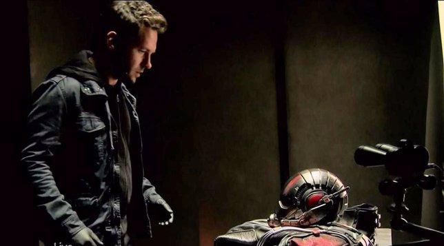Paul Rudd en Ant-Man