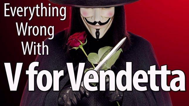 Everything Wrong de V de Vendetta