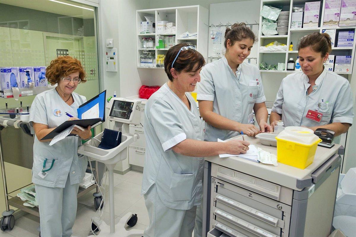 Mapa Pabellones Hospital De Navarra.El Pabellon C Del Chn Dispone De 58 Nuevas Habitaciones