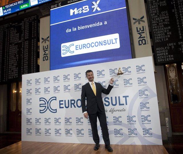 Toque de campana de Euroconsult