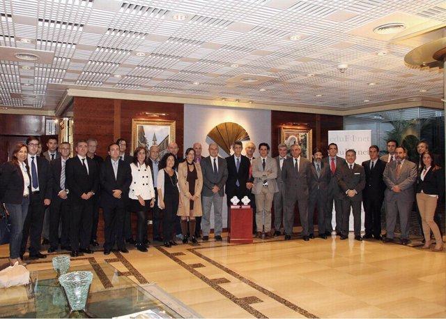 Premios de la revista 'Actualidad Económica' a Unicaja