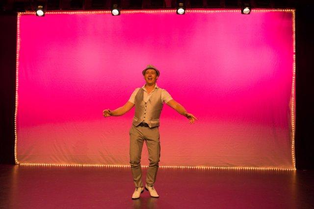 Se estrena en Girona el espectáculo 'El Pillo' del clown Marcel Tomàs