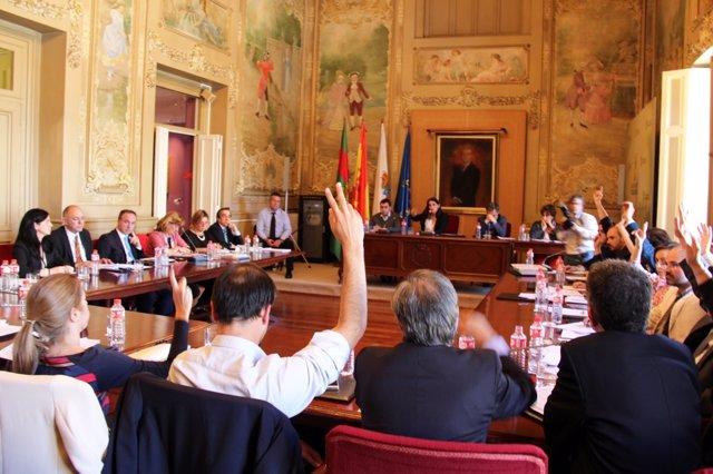 Pleno municipal de Torrelavega