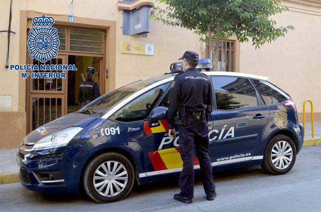 La Policía Nacional detiene a los autores de trece robos en domicilios de Yecla