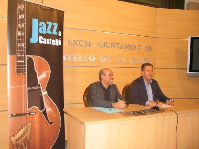 Presentación de Jazz a Castelló