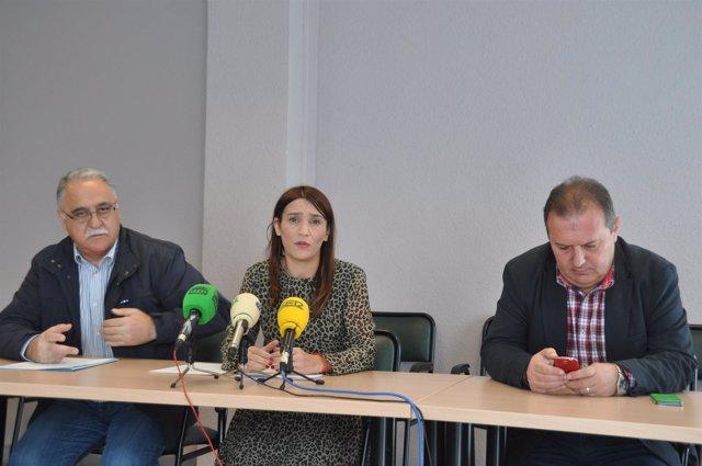 NP PSOE Provincial, Criticas Alcaldes Socialistas Por Reparto Fondos Diputación