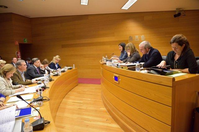 Català desgrana el presupuesto de su conselleria en las Corts.