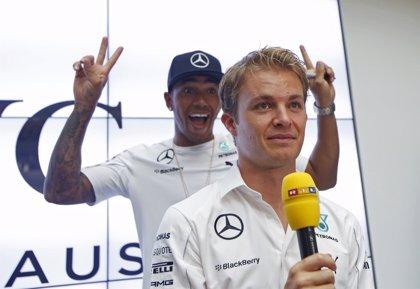 """Nico Rosberg: """"Ahora me toca a mí hacerlo mejor que Hamilton"""""""