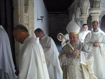 El obispo recorrerá el ámbito de la parroquia de Soto de la Marina en una visita pastoral