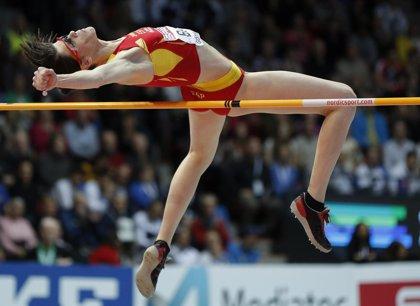 Ruth Beitia acaba la temporada como número uno del mundo