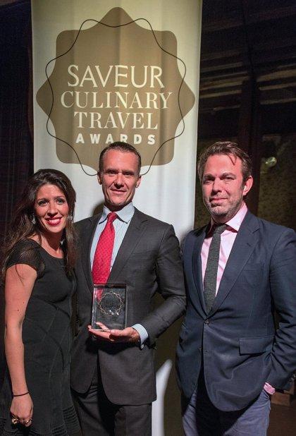 Qatar Airways premiada en la II edición de los 'Saveur Culinary Travel Awards'
