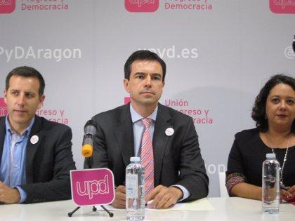 """UPyD propone medidas de extrema urgencia porque la """"corrupción está institucionalizada y peligra la democracia"""""""