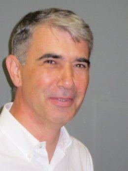 El portavoz de CHA, Juan Martín.