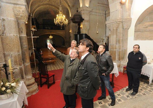 NP, CORTE DE AUDIO E FOTO Convenios Coa Diocese De Mondoñedo Ferrol