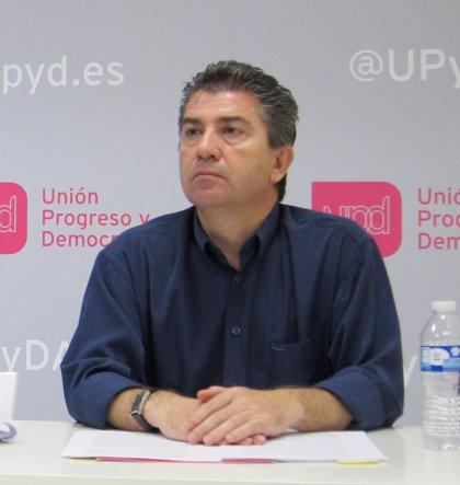 UPyD solicita paralizar el estudio de viabilidad de la línea 2 del tranvía tras las declaraciones de Mayayo