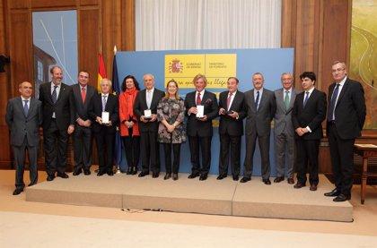 Economía.- Ana Pastor entrega las medallas al mérito de la Marina Mercante