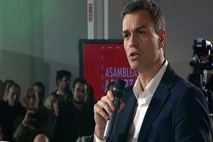 Sánchez no se plantea vender sus acciones en Repsol y dice que va a comprar deuda pública española