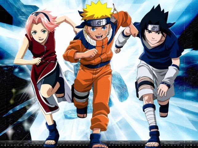 Naruto, el popular manga creado por Masashi Kishimoto