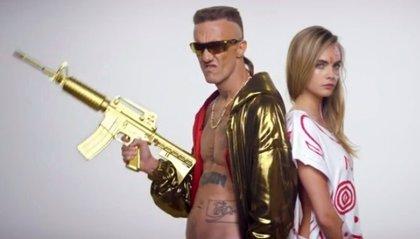 Die Antwoord estrena vídeo con Marilyn Manson, Flea y Jack Black