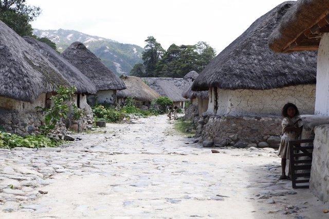 Once indígenas muertos por un rayo en Colombia