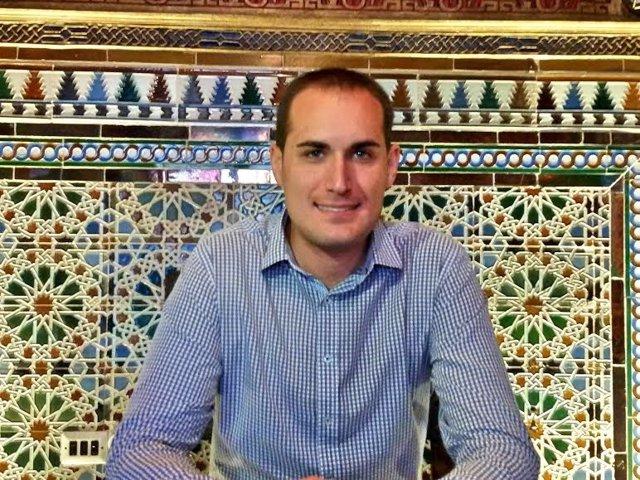 El socialista Juan Latorre, que será elegido este viernes alcalde de Arjona.