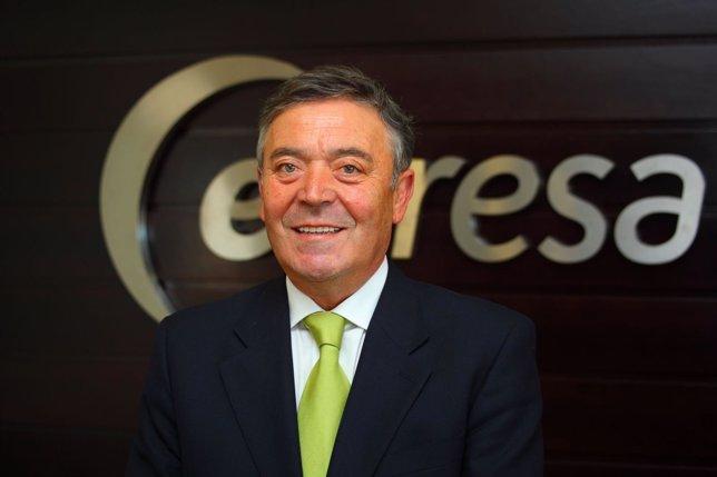 Francisco Gil-Ortega, Cuarto Presidente De ENRESA