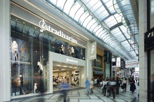 Stradivarius Osaka