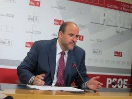 PSOE pedirá en las Cortes que Junta readmita a interinos y si no enmendará presupuestos para que contemplen ese coste