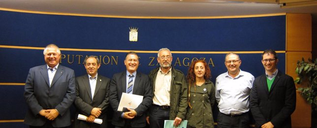 El congreso, presentado hoy en la DPZ, se celebrará del 10 al 14 en Gallocanta