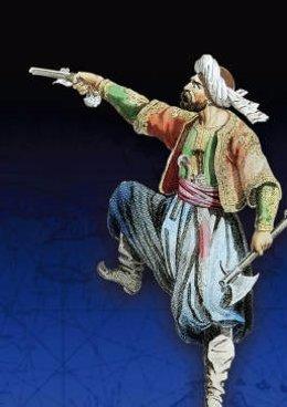 Muestra 'Piratas en el Mediterráneo' en el Museu Marítim