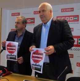 Francisco Carbonero, hoy junto a Humberto Muñoz