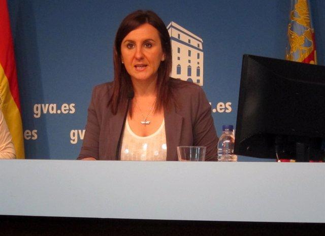 María José Català en una imagen de archivo