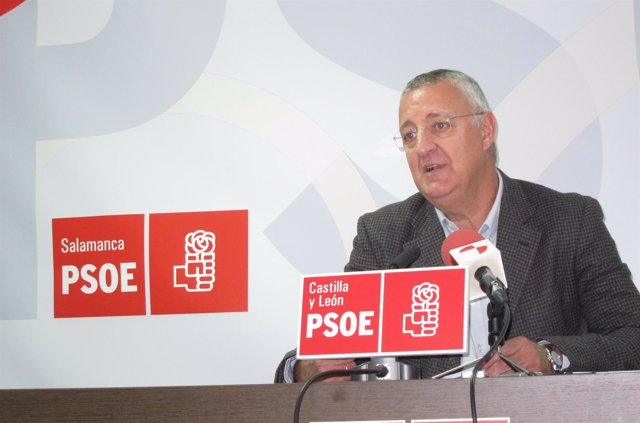 El diputado nacional por Salamanca Jesús Caldera