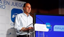 """Diego no ve """"exagerados"""" los 32 viajes de Monago a Canarias"""