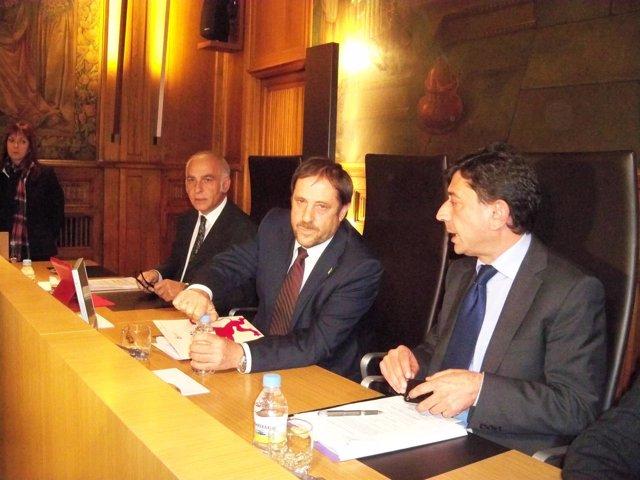 Pleno de la Diputación de León