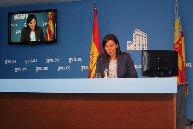 Català en la rueda de prensa posterior al pleno del Consell