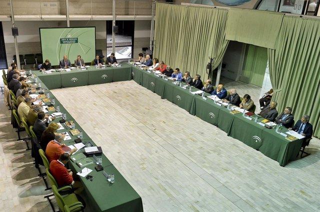 Reunión del Consejo de Asuntos Taurinos de Andalucía (CATA)