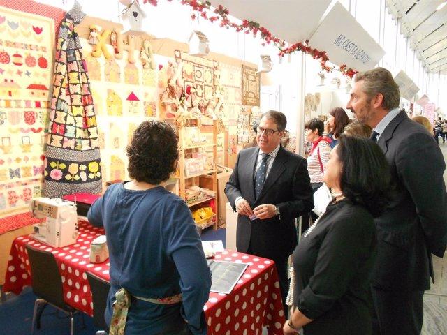 Inauguración de 'Sevilla CREA'.