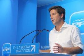 """El PP apunta """"al interés electoral"""" del alcalde de Bollullos como motivo de la ruptura del pacto de gobierno"""