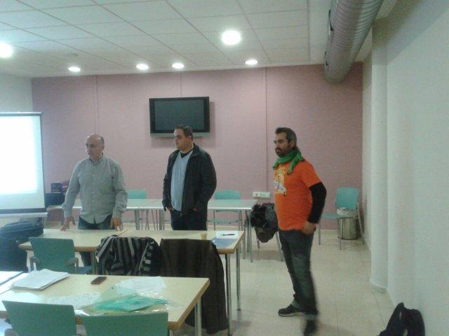 Encuentro de técnicos de Juventud desarrollado en Jaén