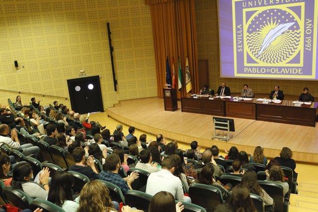 Comienzo de los Másters Universitarios de la UPO