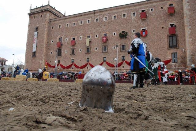 Imagen de la III Recreación Histórica de El Puig.