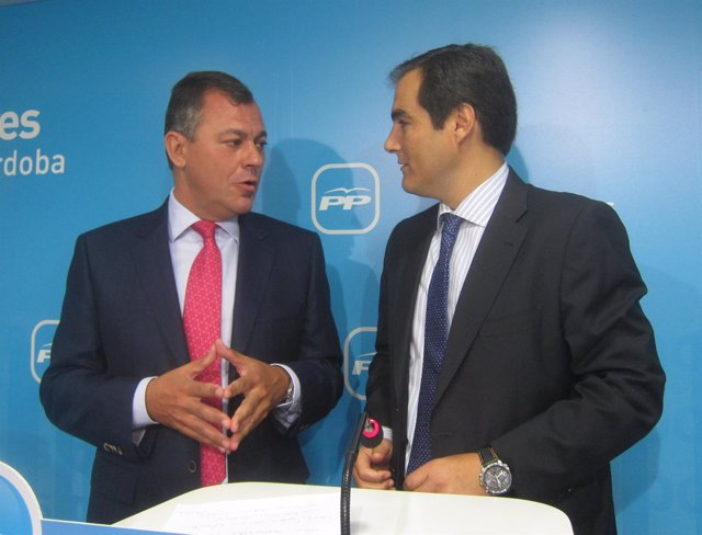 José Luis Sanz y José Antonio Nieto