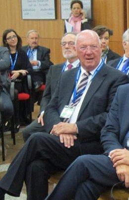 Michel Lebrun, presidente del Comité de las Regiones