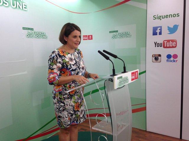 Rocío Espinosa.