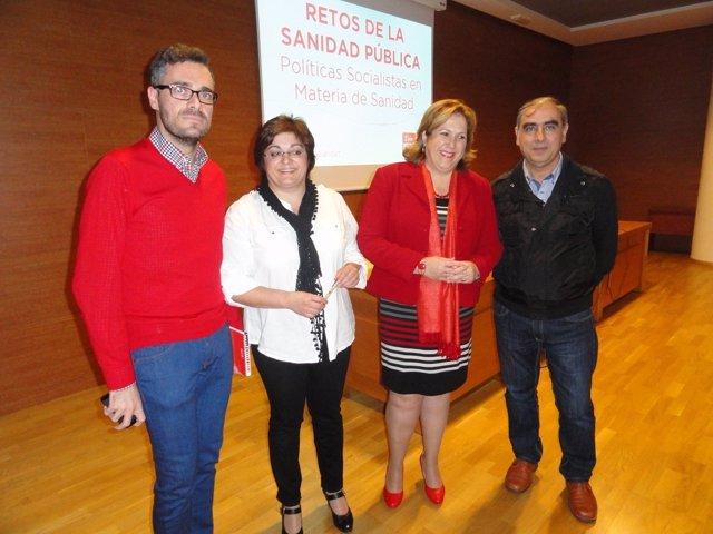Jornada sobre sanidad pública organizada este viernes por el PSOE de Jaén