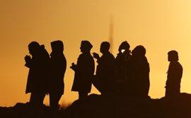 Los peshmergas ayudan a frenar el avance del Estado Islámico sobre Kobani