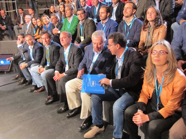 Convención Nacional del PP sobre buenas prácticas en Cáceres
