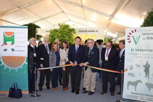 Inauguración del X Congreso Andaluz de Veterinarios